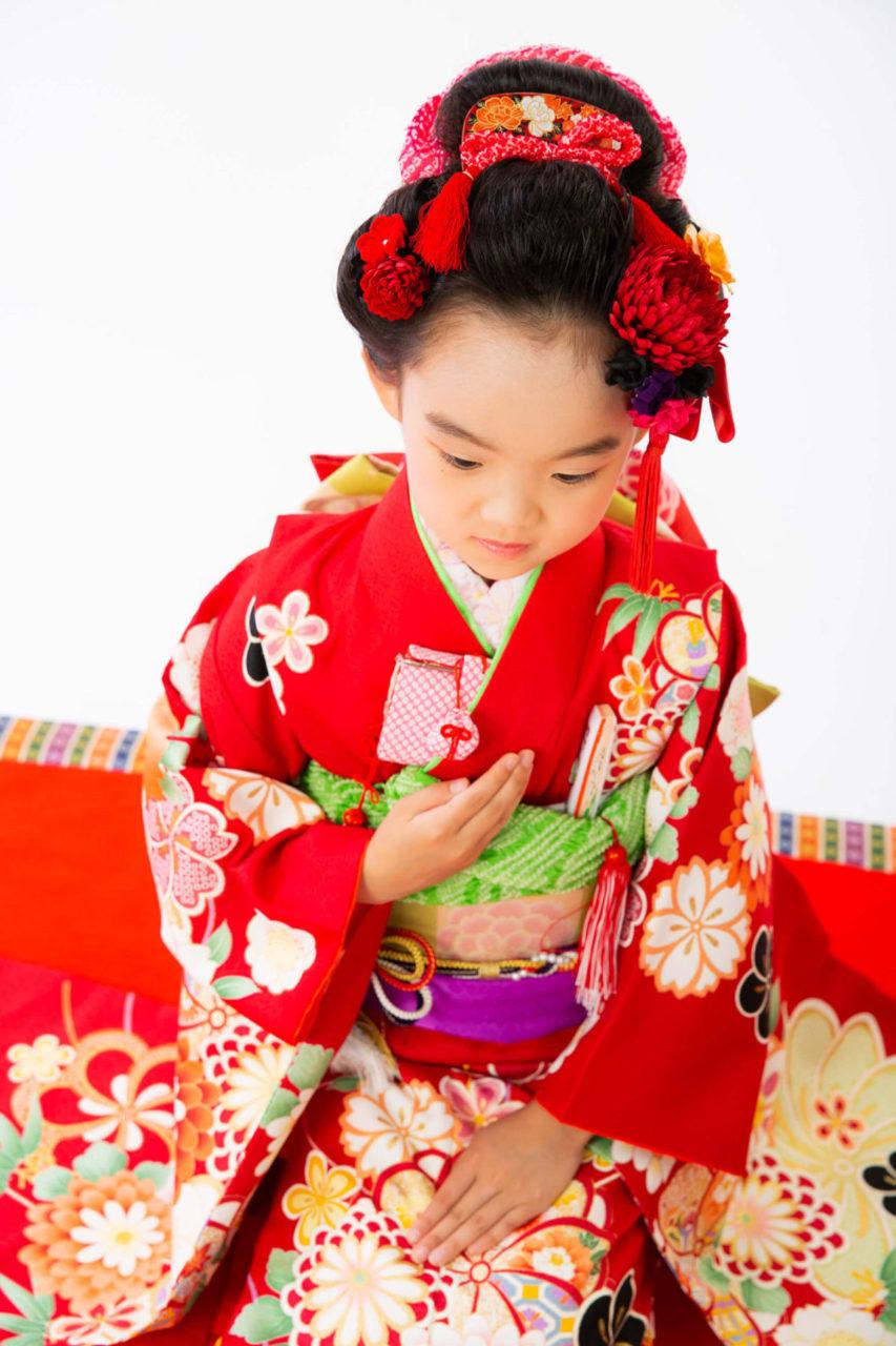 ヤマダフォト-にこchanの七五三 -
